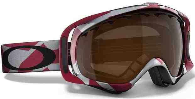 Oakley Crowbar Factory Slant Crimson/Persimmon