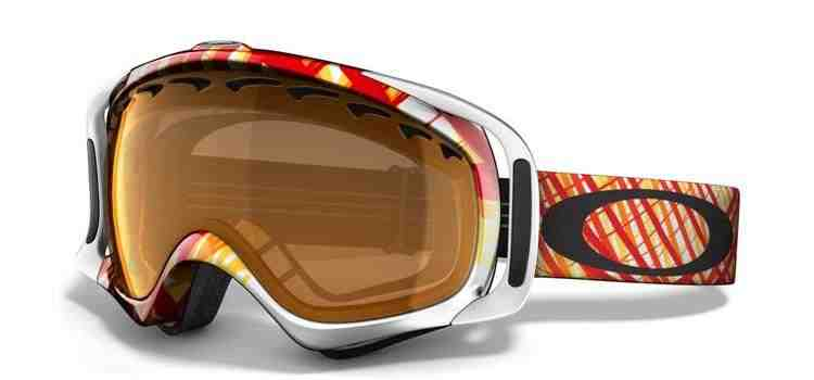 Oakley Crowbar SpiroGraph Orange/Persimmon