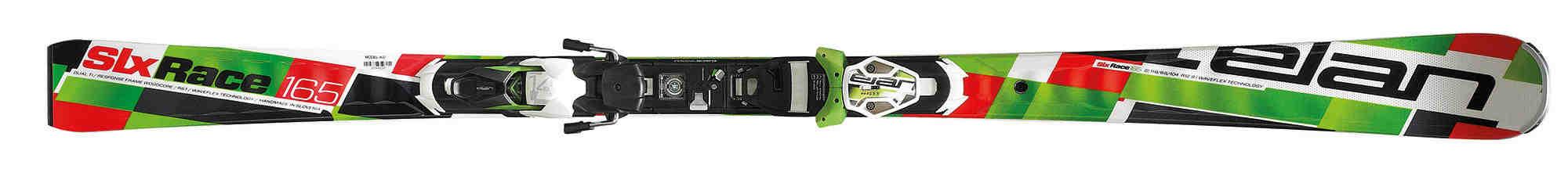 Горные лыжи SLX Waveflex Race