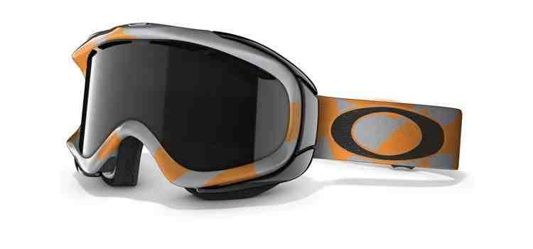 Oakley Ambush Snow Factory Slant Orange/Grey/Dark Grey