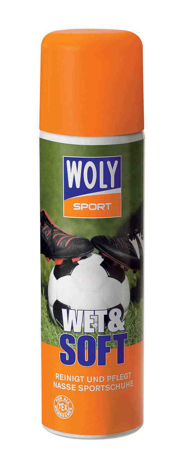 Woly Wet and Soft