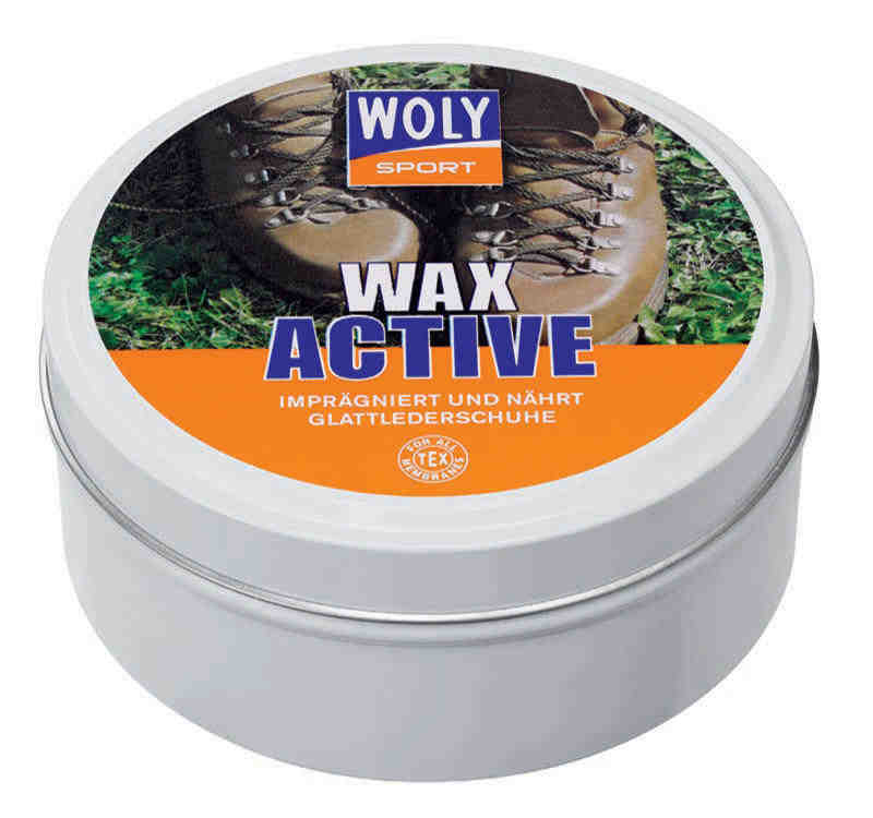 Woly Wax Active